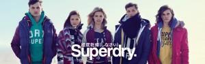 Superdry  felpe , t-shirt, parka, piumini.